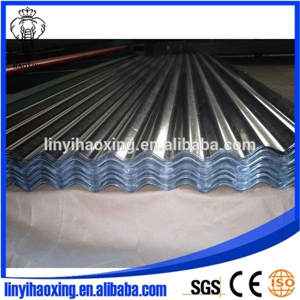 cheap corrugated zinc roof sheet price for roof and wall