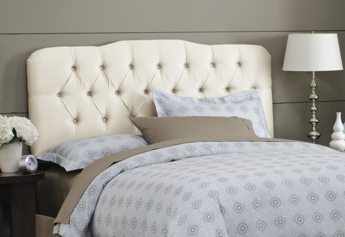 tufted headboards