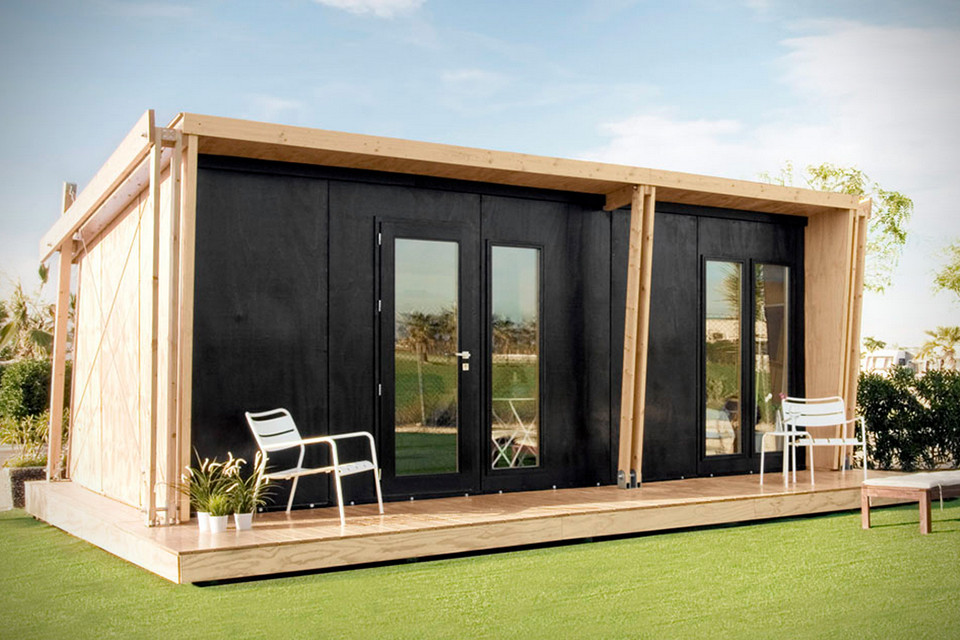 vivood prefab tiny house