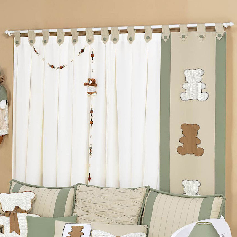 cortinas bebes ideas