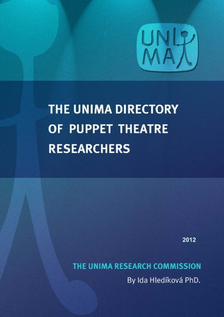 puppetry research guide unima