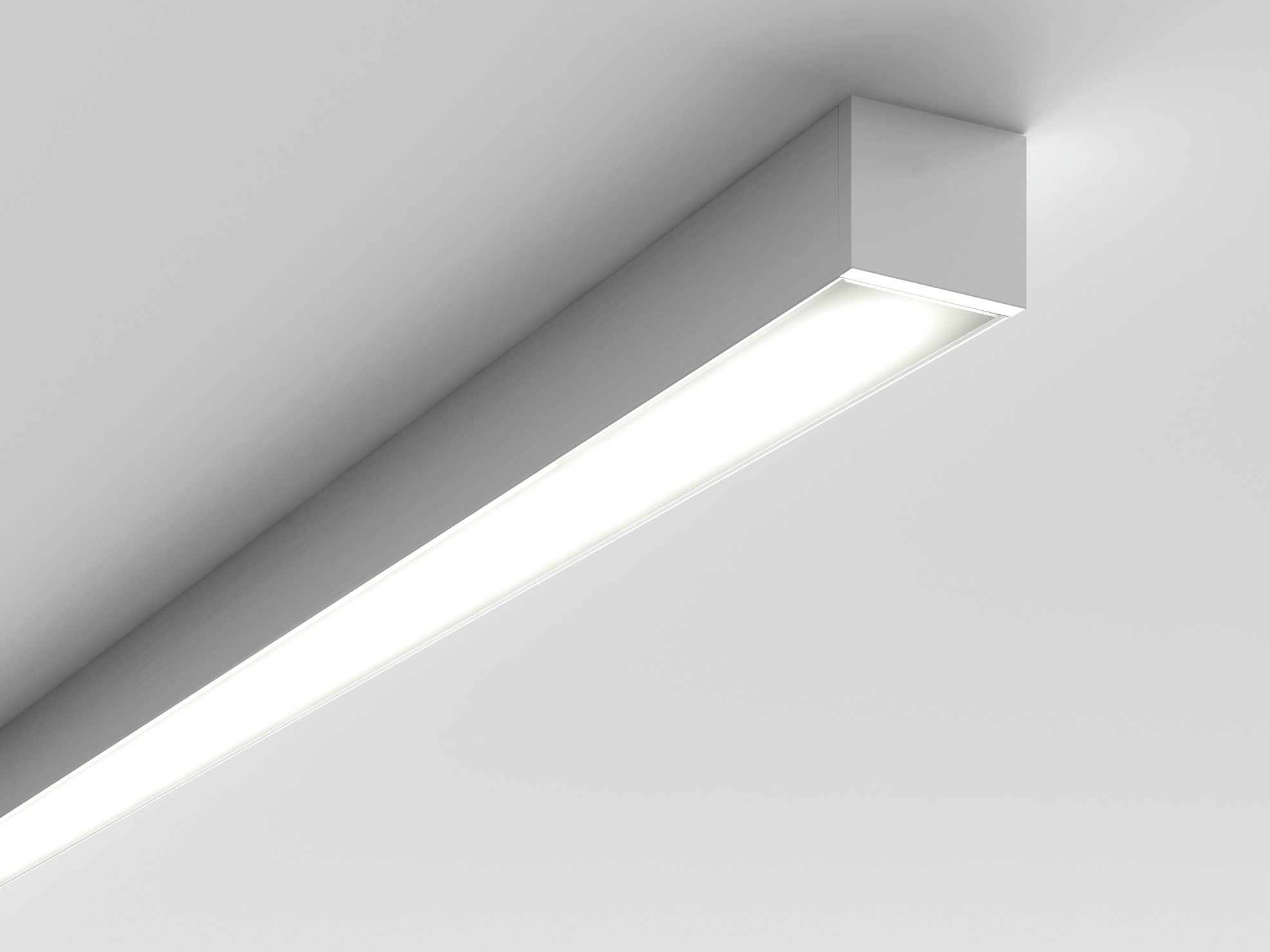 led direct light ceiling lamp microfile ceiling lamp