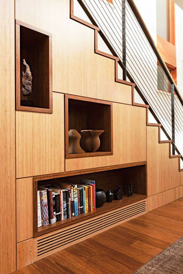 40 creative ideas of under staircase