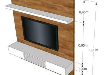 Rack Com Gavetas Melhor Floating Board Dimensions Decorating Ideas_rack Com Gavetas