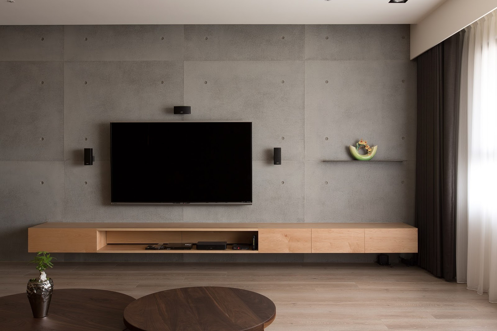 tv feature wall ideas